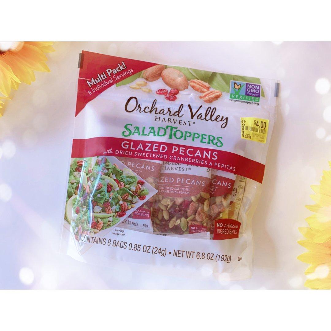 Orchard Valley Harvest,坚果零食