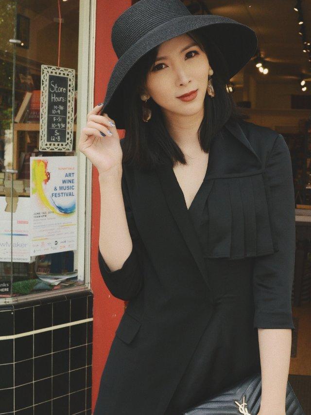 小黑裙?小黑西装?小黑西装裙?| ...