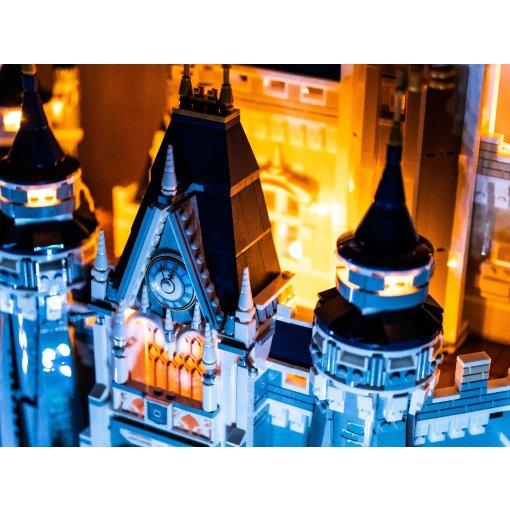 迪士尼城堡🏰 - 最不该错过的乐高史诗巨作!