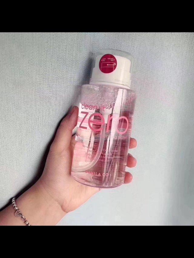 Zero卸妆水