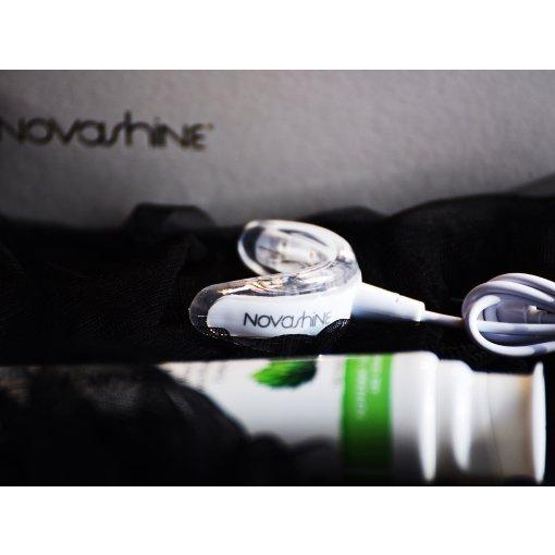 微众测|几天能有一口白牙?Novashine美牙神器实测!