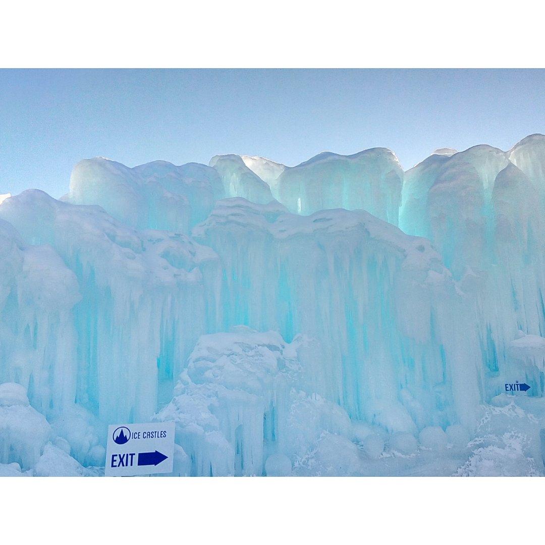 ❄️冰雪奇缘❄️埃德蒙顿冰城堡 I...
