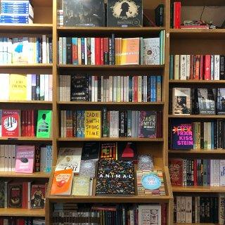 伦敦电影取景地-诺丁山书店...