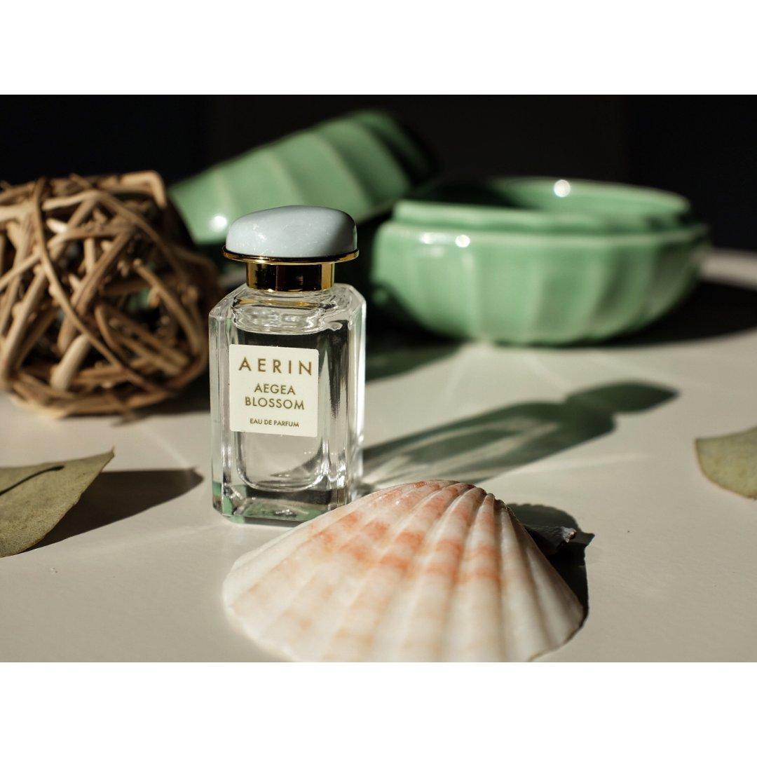 Aerin Q香 之 爱琴海之花