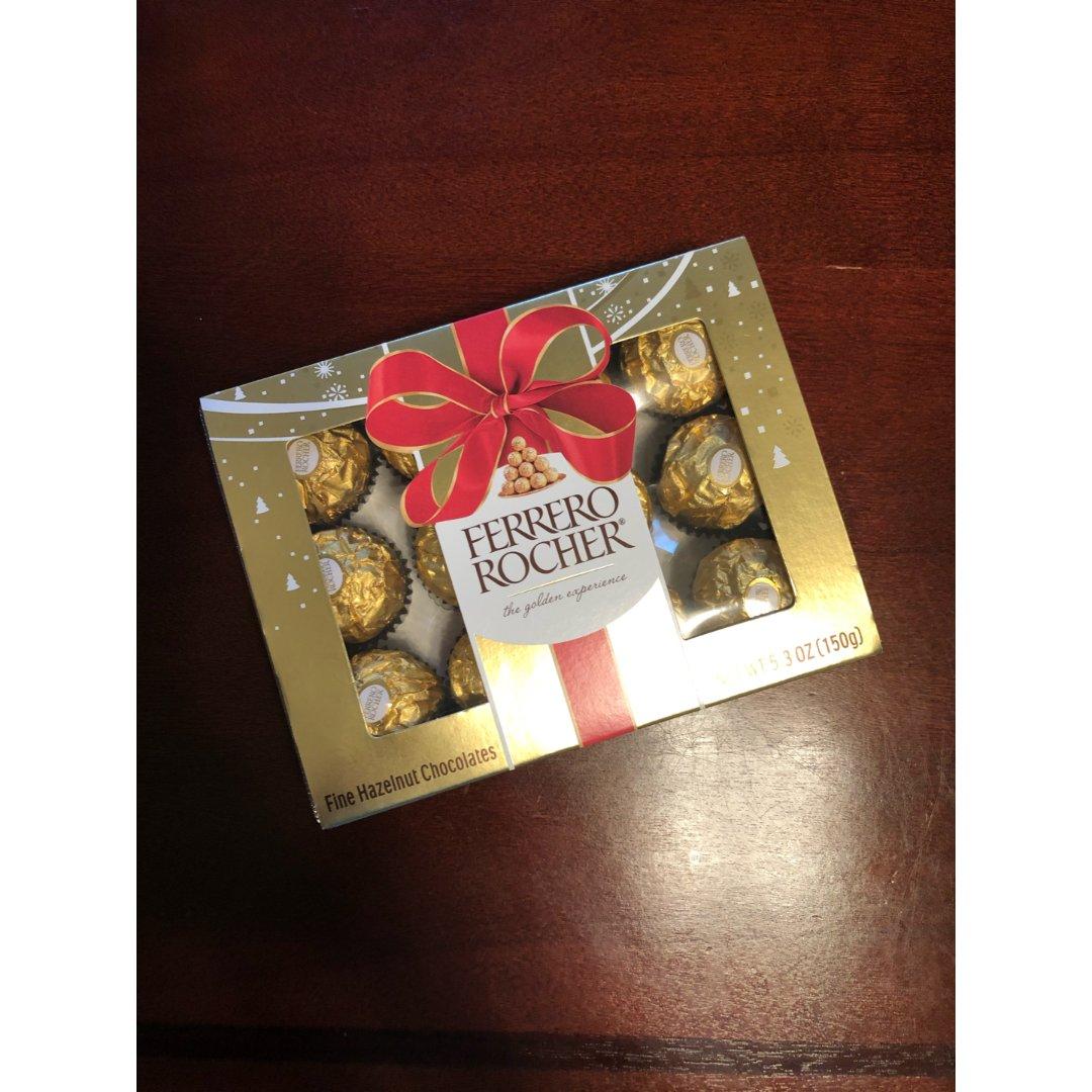 Ferrero rocher巧克力