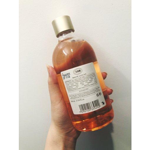 Sabon最爱沐浴乳——粉色的夏日小清新