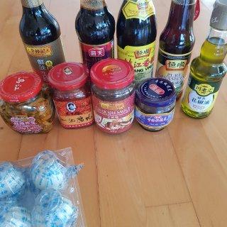 囤年货🧧打酱油买的到货啦...