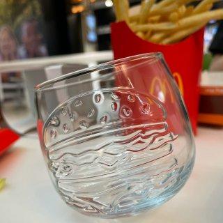 麥當勞50週年送杯杯啦‼️不倒翁杯總共六...