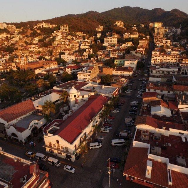 背着无人机看世界之墨西哥邮轮第三站...