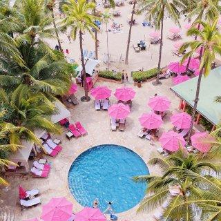 粉色夏威夷Resort:The Roya...