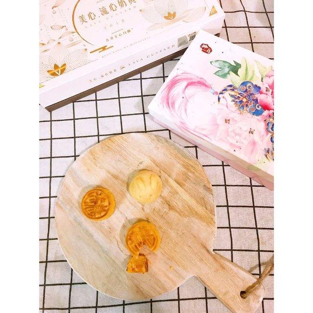 秀月饼🌕 中秋节胖10磅的节奏😂
