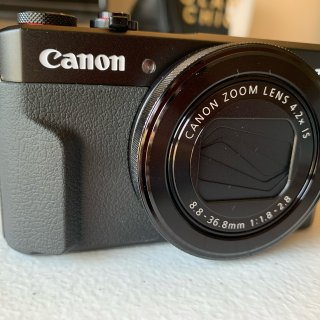 Canon g7 markII