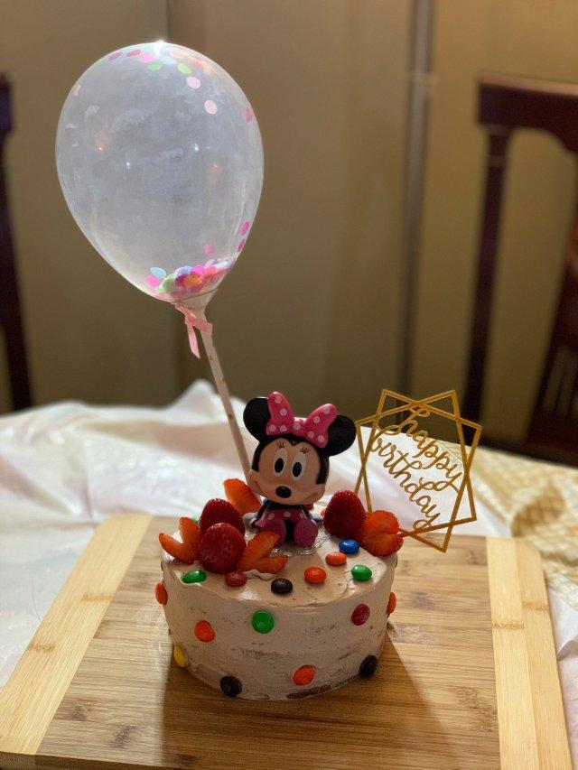 在家自製網紅蛋糕🎂⸜(* ॑꒳ˆ ...