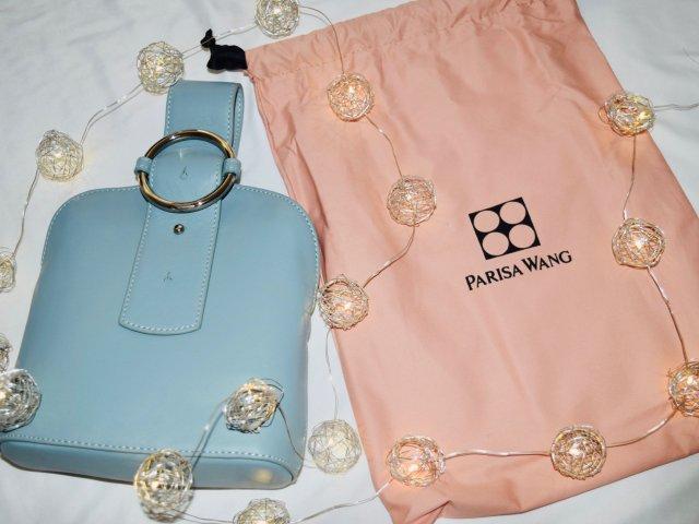 Parisa Wang·开箱|粉色...