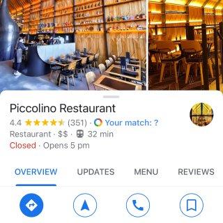 設計感滿滿的餐廳🍴...