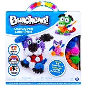 $8 Bunchems – Creativity Pack featuring Big Bunchems and 350+ Pieces W @ Amazon.com