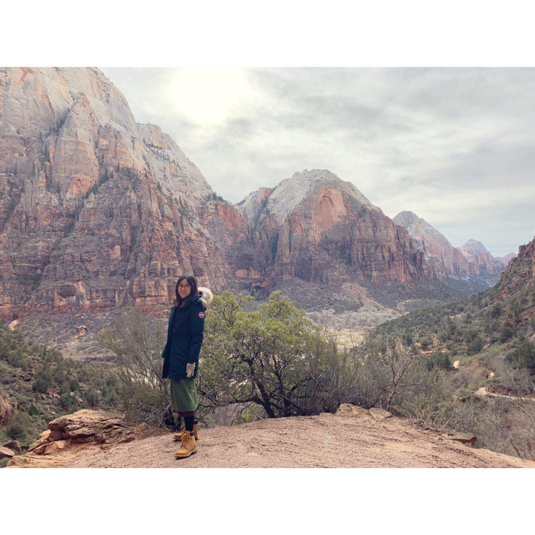 美国国家公园之旅|Zion Nat...