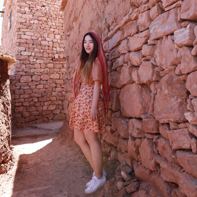 图片是在摩洛哥🇲🇦照的<br />...