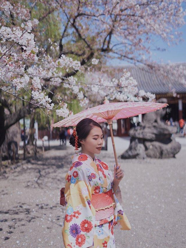 日本| 浅草寺和服体验👘