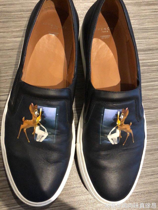 GVC纪梵希bambi一脚蹬