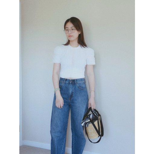 一字米酱的outfit|effortless chic🍐