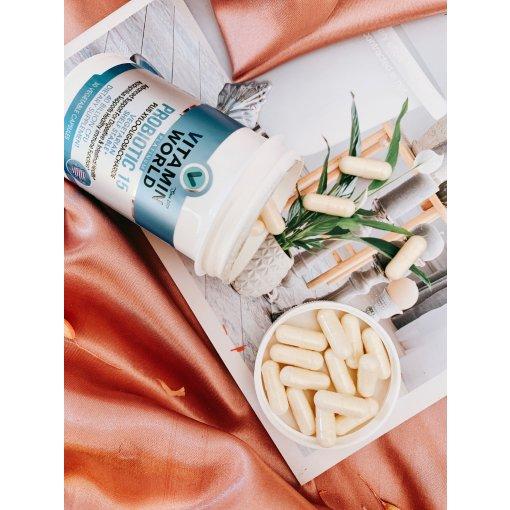 身体是革命的本钱|Vitamin World保健品