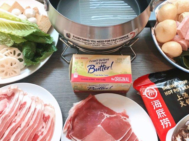 贝贝小厨·黄油三鲜火锅