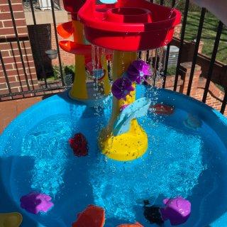 春暖花开,水桌可以给娃安排上啦!...