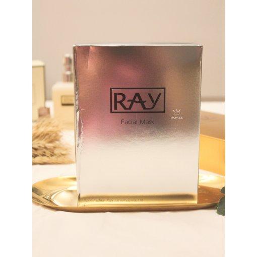 银色款 Ray 美白补水蚕丝面膜2⃣️9⃣️