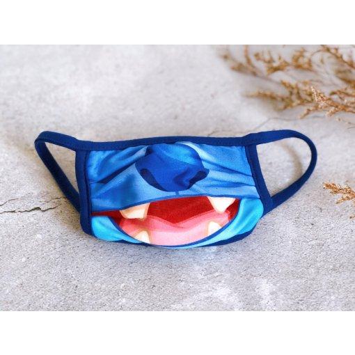 能让小盆友心甘情愿戴上口罩/迪士尼的布口罩