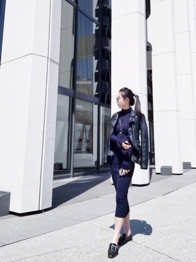 🍂初秋穿搭灵感 | 毛衣裙怎么穿❓...