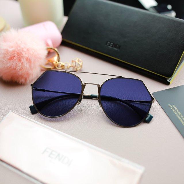 Fendi 超轻时尚太阳镜!