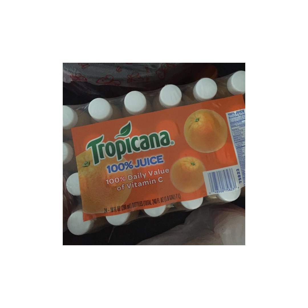 家里的宝贝很喜欢喝橙汁,特别喜欢这...