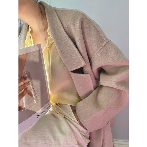 𝙊𝙊𝙏𝘿/ 衣柜里需要的那件经典杏色大衣 🤎