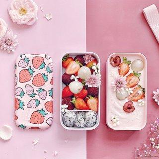 春天就要粉粉哒 分享一个粉色小草莓🍓...