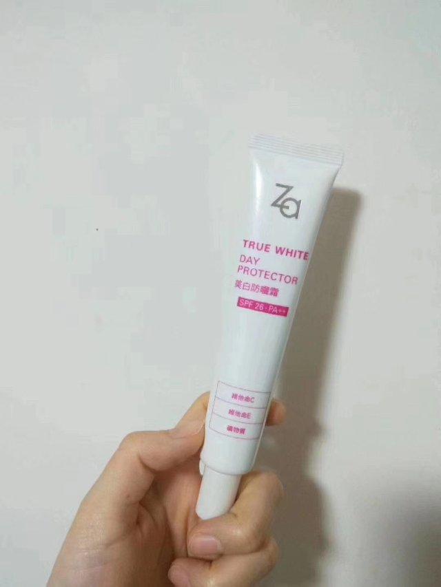 百元内打造绝美底妆 —ZA隔离霜