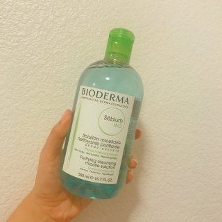 微众测| Bioderma贝德玛 不刺激的卸妝水
