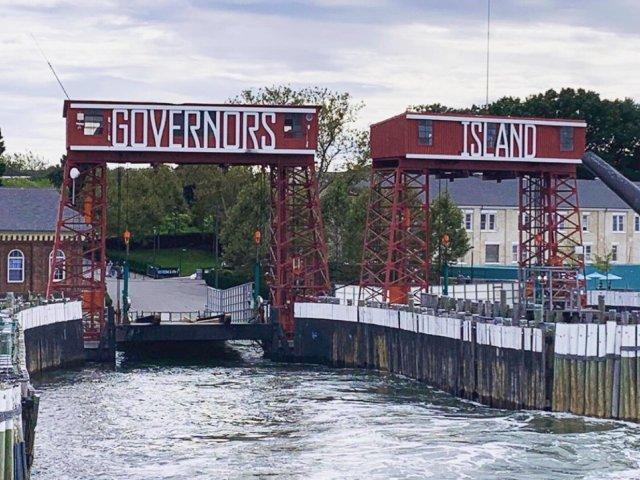 纽约神秘小岛➡️总督岛 (Gove...