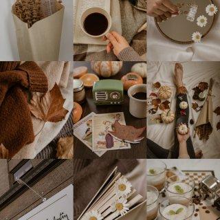 温暖的生活小物 分享一个秋冬奶茶滤镜📸...