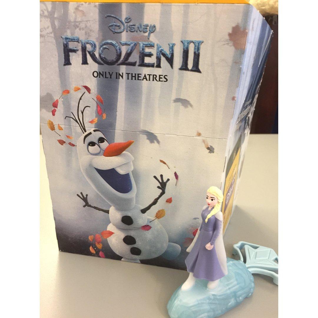 2、Frozen热潮