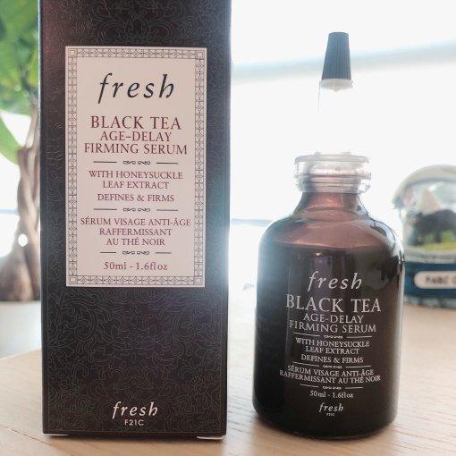 Fresh红茶系列 紧致初抗老的治愈系