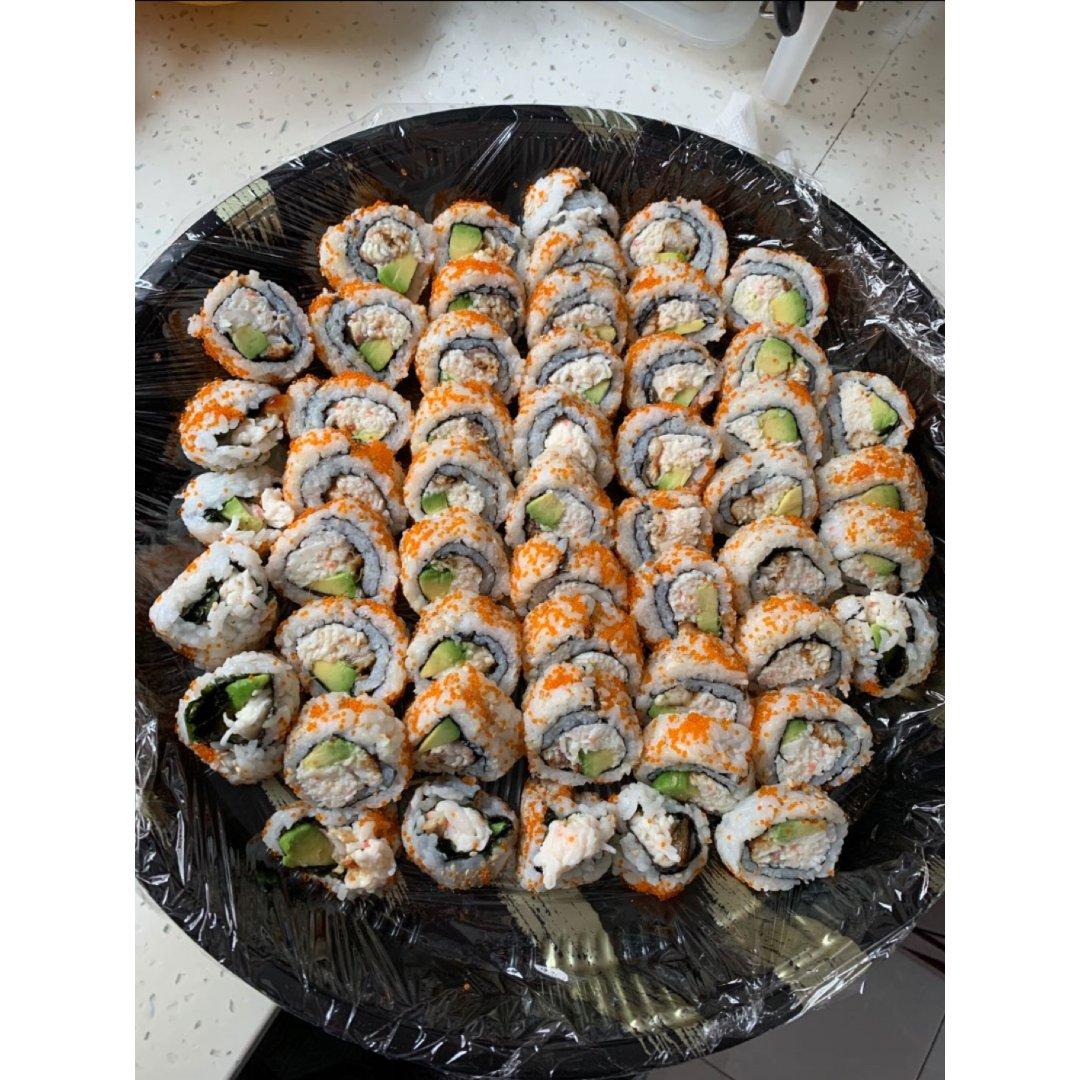 我的2020下半年愿望—可以去餐厅吃寿司