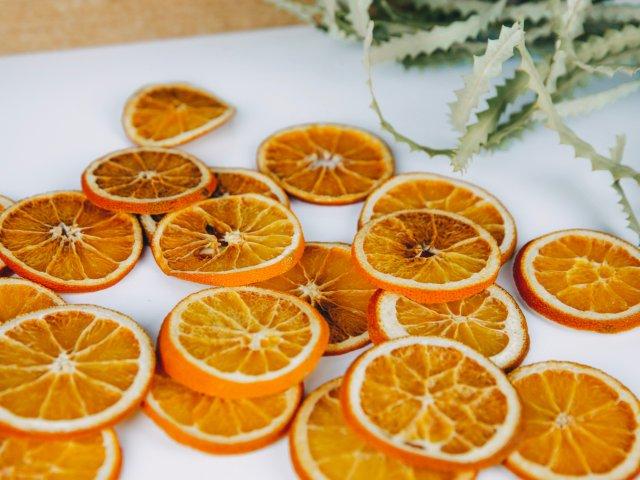 扑鼻一股橘子味儿🍊
