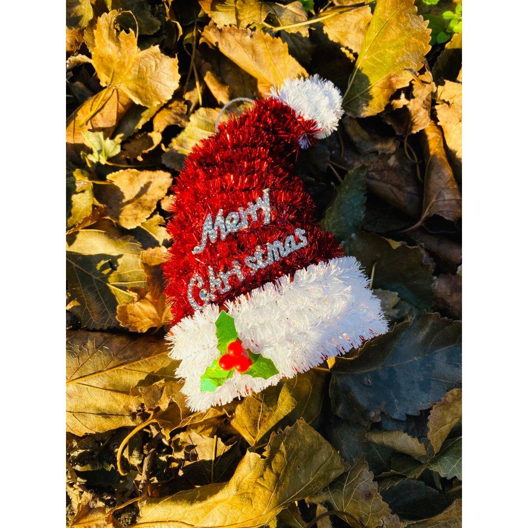 dollar tree圣诞帽
