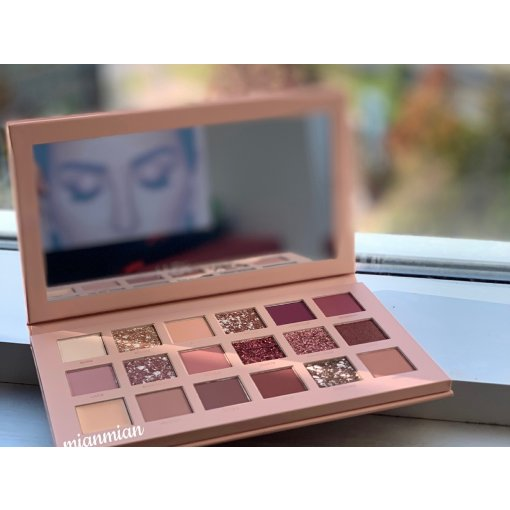 Huda Beauty Nude盘