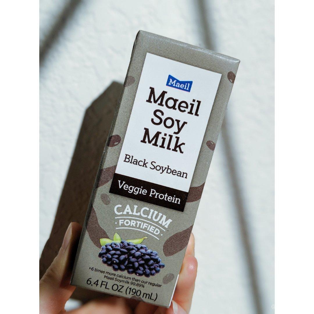 早餐吃什么👉黑豆奶