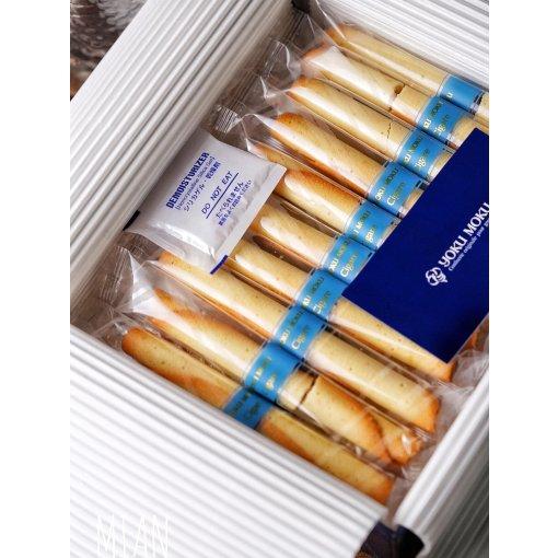 美食推荐㊙️颜值超高的日本国宝级黄油蛋卷Yoku Moku