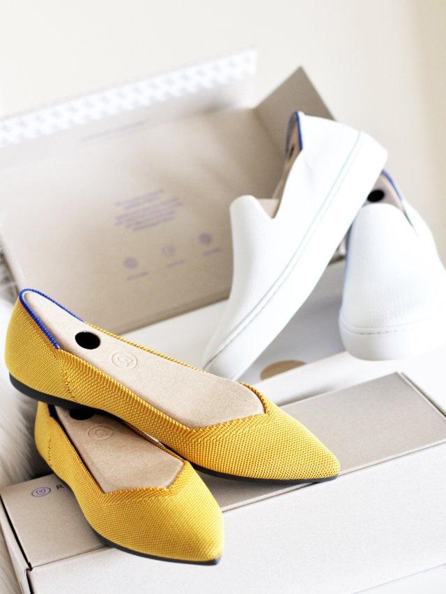 舒适百搭的鞋   Rothy's ...