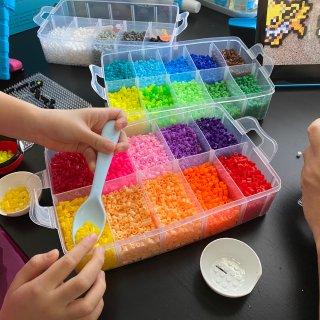 快来加入Fuse beads的大家庭...