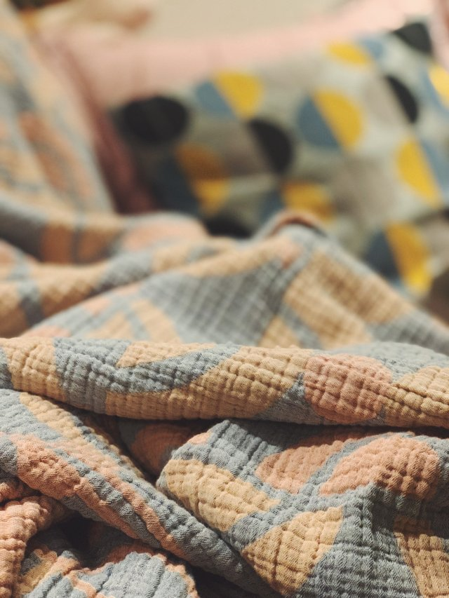 晒货 | Allswell有机棉毛毯